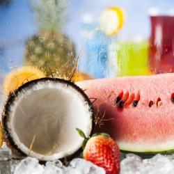 Strawberry Watermelon Coconut
