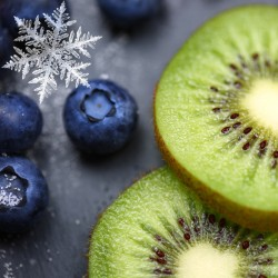Blueberry Kiwi Peppermint