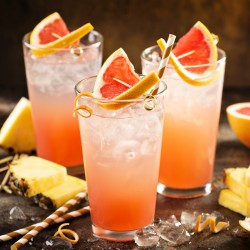 Pineapple Lime Grapefruit
