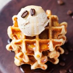 Caramel Waffle Cappuccino